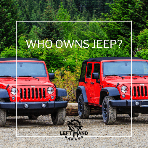 Who Owns Jeep?